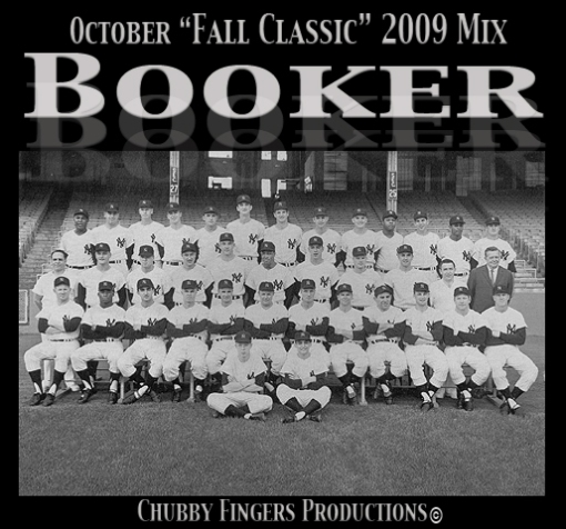 "October ""Fall Classic"" mix cover"